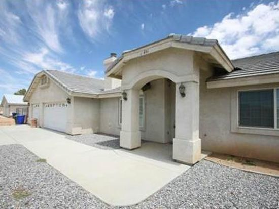16641 Tenaja Rd, Apple Valley, CA 92307