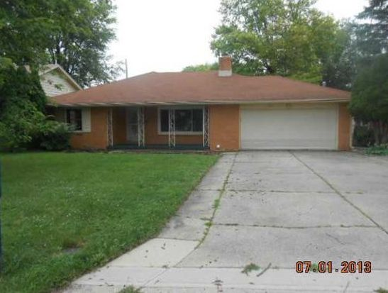 1014 Atwood Ln, Anderson, IN 46016
