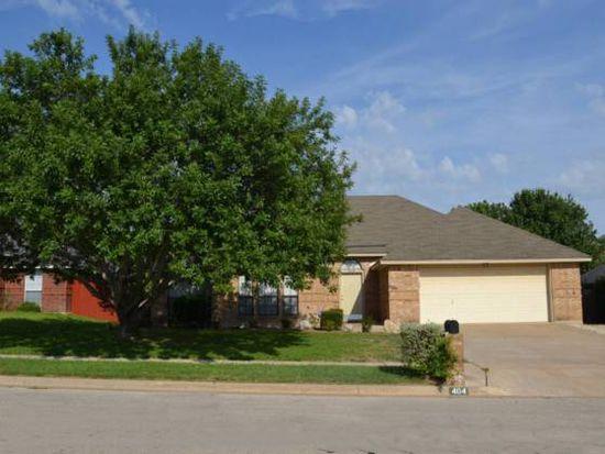 404 Diana Ln, Harker Heights, TX 76548