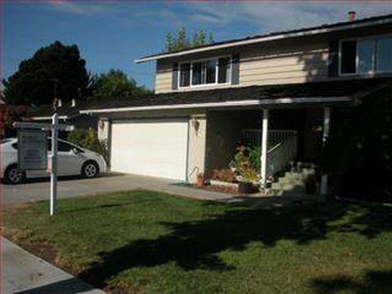 1543 Hallcrest Dr, San Jose, CA 95118
