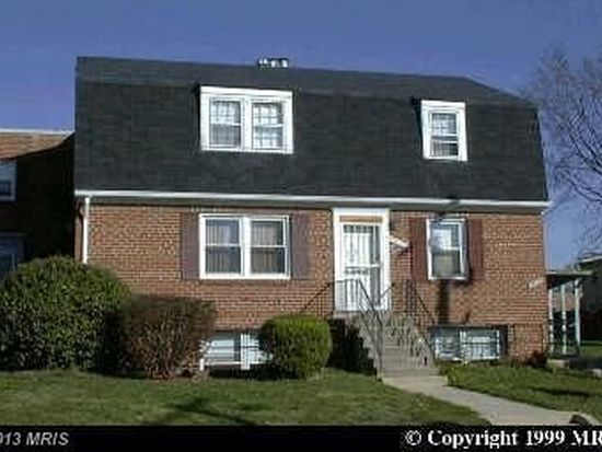 3852 26th Ave # 3852A, Temple Hills, MD 20748