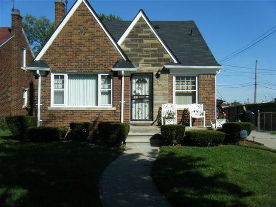 19126 Barlow St, Detroit, MI 48205