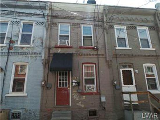 818 Laufer St, Bethlehem, PA 18015