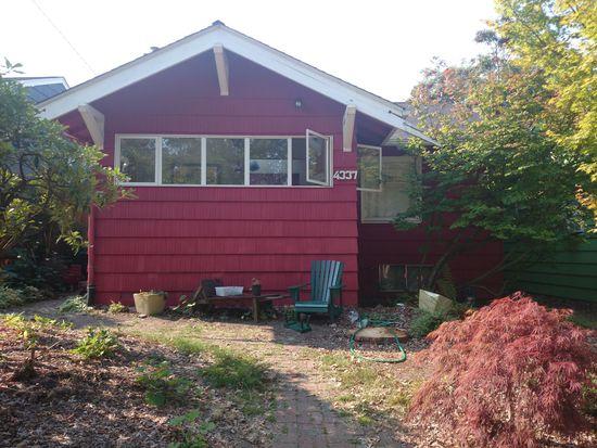 4337 SW Willow St, Seattle, WA 98136