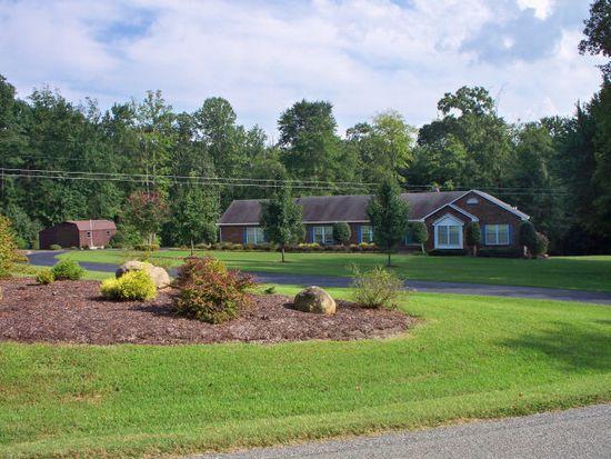 1461 Horseshoe Rd, Danville, VA 24541