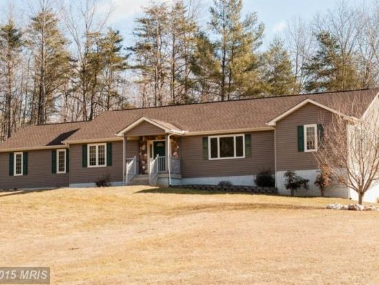 588 Mitchell Mountain Rd, Haywood, VA 22722