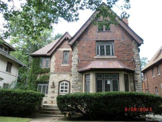 18915 Muirland St, Detroit, MI 48221