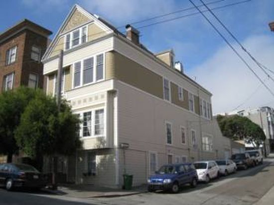 509 Buchanan St # B, San Francisco, CA 94102