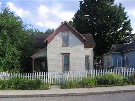 327 W 4th St, Anderson, IN 46016
