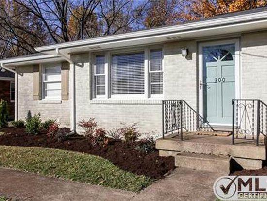 300 Garrett Dr, Nashville, TN 37211