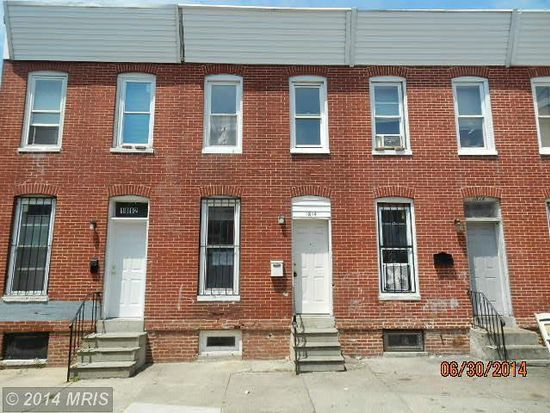 1814 Hope St, Baltimore, MD 21202