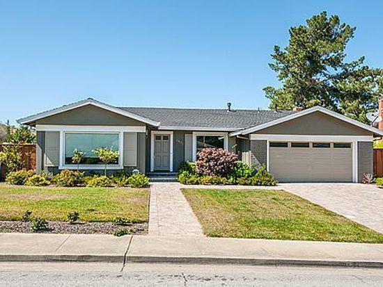 2836 Benson Way, Belmont, CA 94002