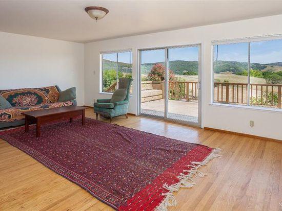37 Manor View Dr, Fairfax, CA 94930