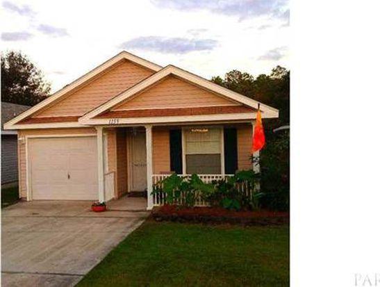 1159 Brownfield Rd, Pensacola, FL 32526