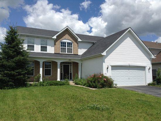 2771 Cranston Cir, Yorkville, IL 60560