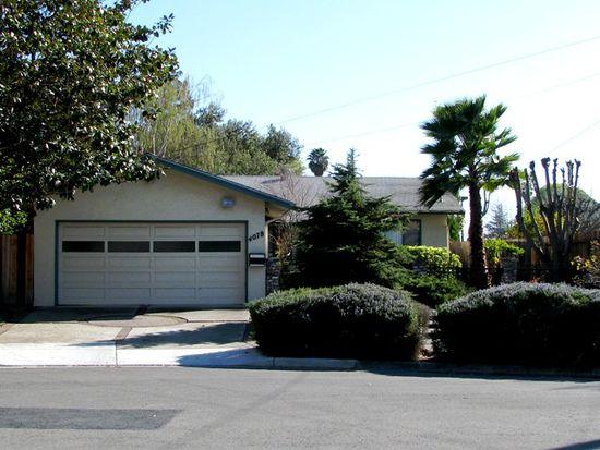 4078 Woodcrest Dr, Fremont, CA 94538