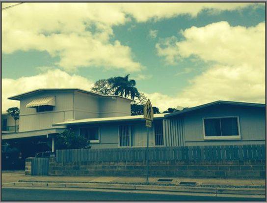 3468 Leahi Ave, Honolulu, HI 96815
