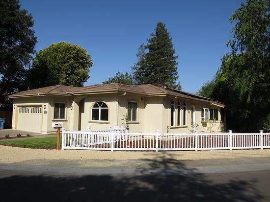 861 Chimalus Dr, Palo Alto, CA 94306
