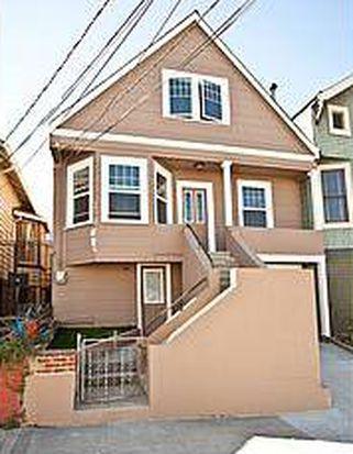 724 Russia Ave, San Francisco, CA 94112
