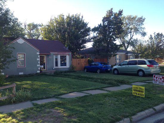 1502 Parker St, Amarillo, TX 79102