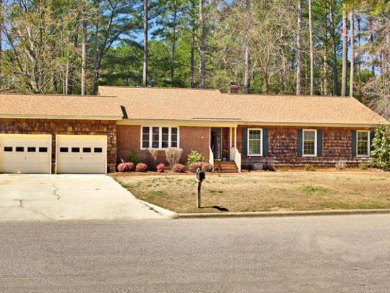 1103 Courtland Dr NW, Wilson, NC 27896