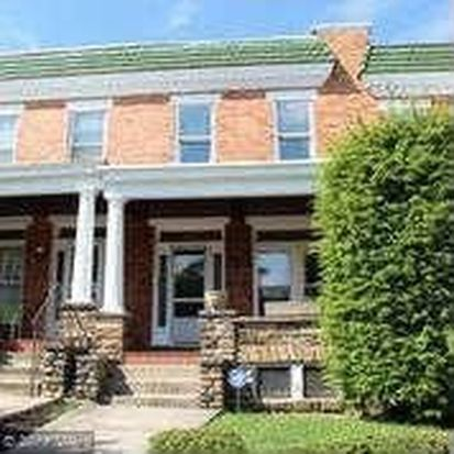 2813 Chesterfield Ave, Baltimore, MD 21213