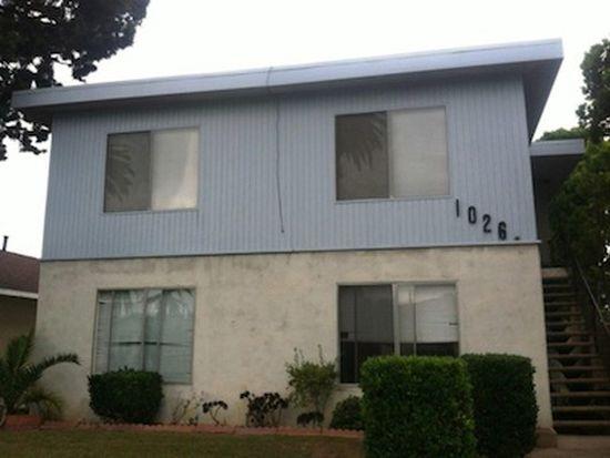 1026 Arlington Ave APT 3, Torrance, CA 90501