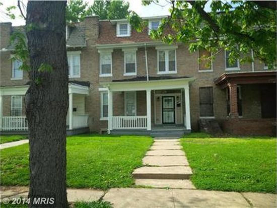2516 Keyworth Ave, Baltimore, MD 21215