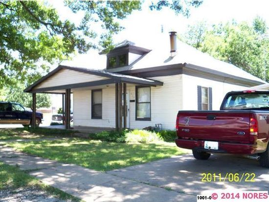 511 W Illinois Ave, Vinita, OK 74301