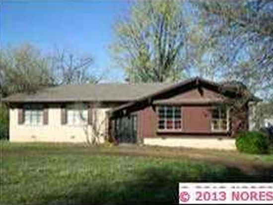 24522 S Lindley Dr, Claremore, OK 74019