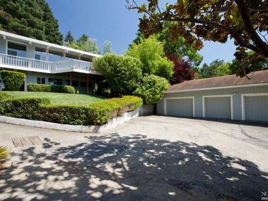 8 Heavenly Way, Mill Valley, CA 94941