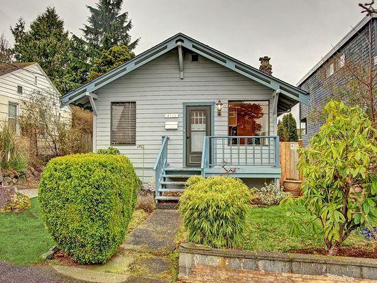 4123 SW Kenyon St, Seattle, WA 98136