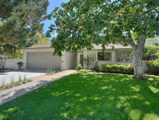 4272 Los Palos Ave, Palo Alto, CA 94306