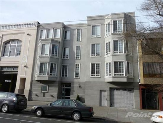 445 Arguello Blvd APT 10, San Francisco, CA 94118