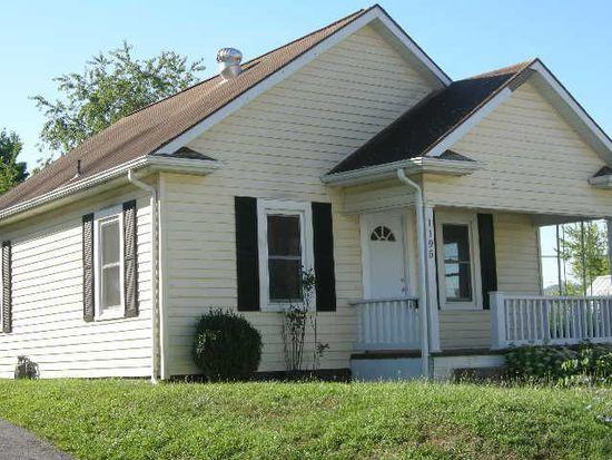 1195 W Monroe St, Wytheville, VA 24382