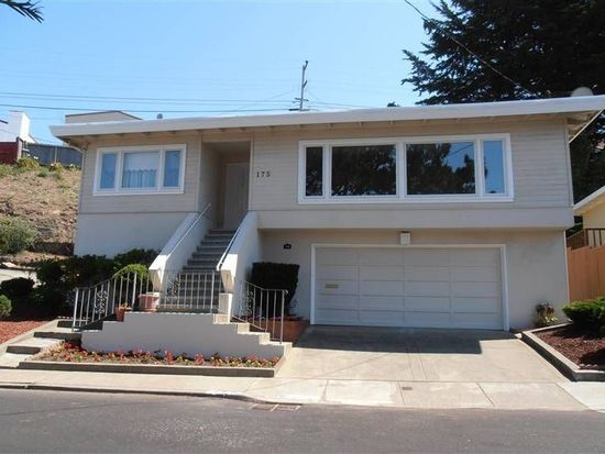 175 Canyon Dr, Daly City, CA 94014
