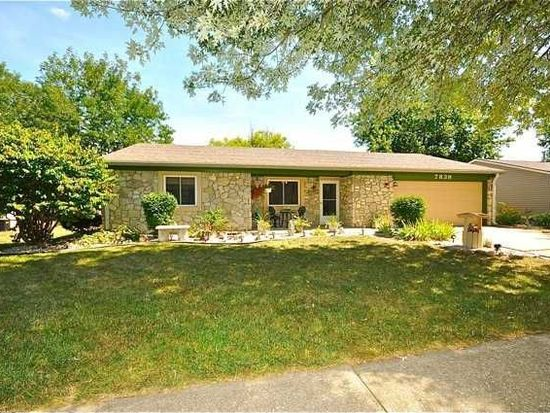 7839 Inverness Ct, Indianapolis, IN 46237