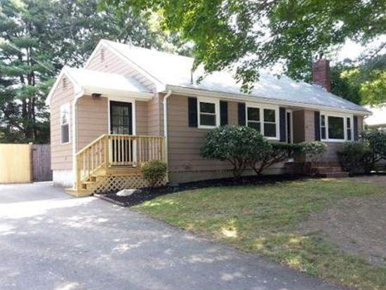 48 Cottage Grove Ave, Brockton, MA 02301