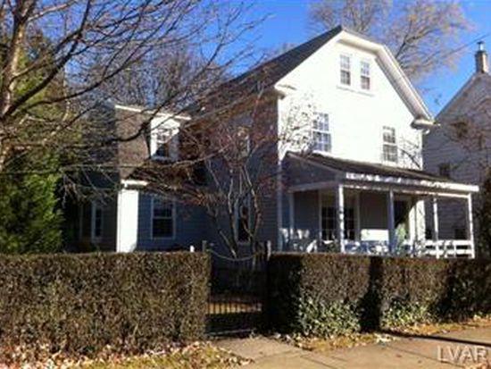 42 W Laurel St, Bethlehem, PA 18018