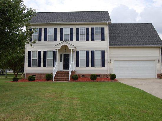 102 Woodcroft Dr, Goldsboro, NC 27534
