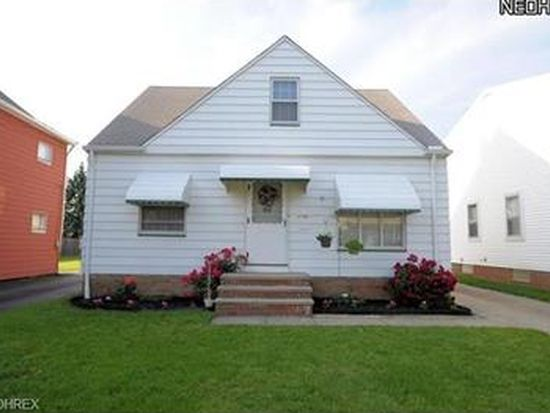 20951 N Vine Ave, Cleveland, OH 44119