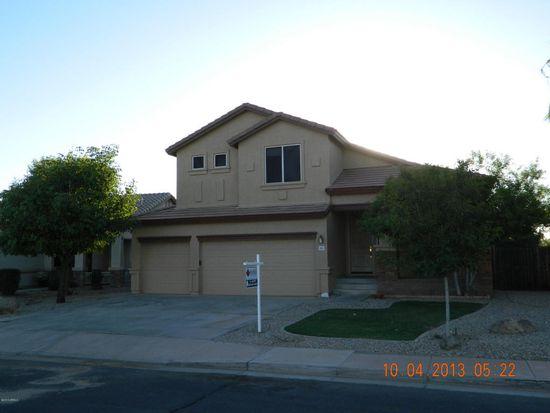 1014 S Parkcrest St, Gilbert, AZ 85296