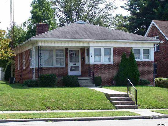 112 W Elm Ave, Hanover, PA 17331