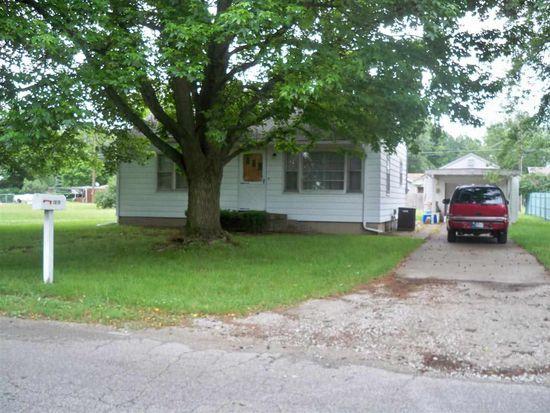 1818 S 23rd St, Terre Haute, IN 47802