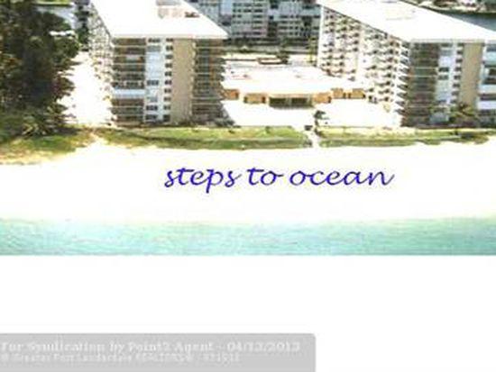 1149 Hillsboro Mile APT 610, Hillsboro Beach, FL 33062