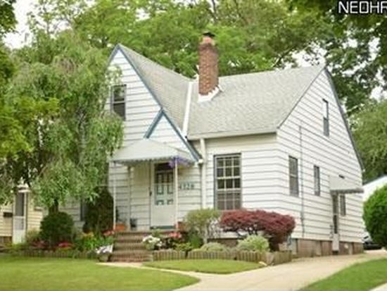 4326 W 61st St, Cleveland, OH 44144