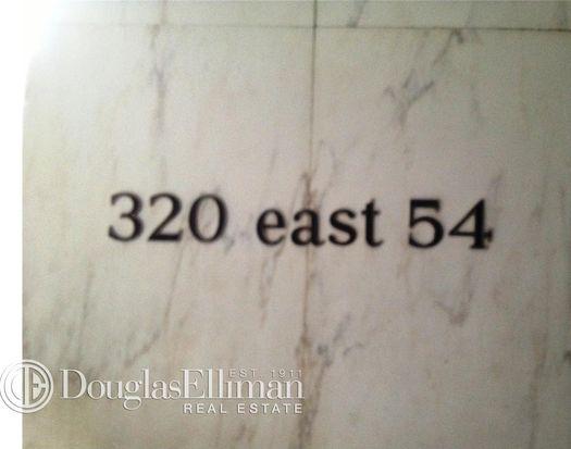320 E 54th St APT 1H, New York, NY 10022