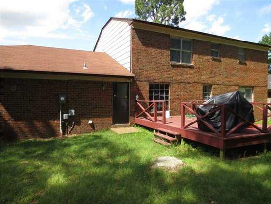 5317 Albemarle Dr, Memphis, TN 38135