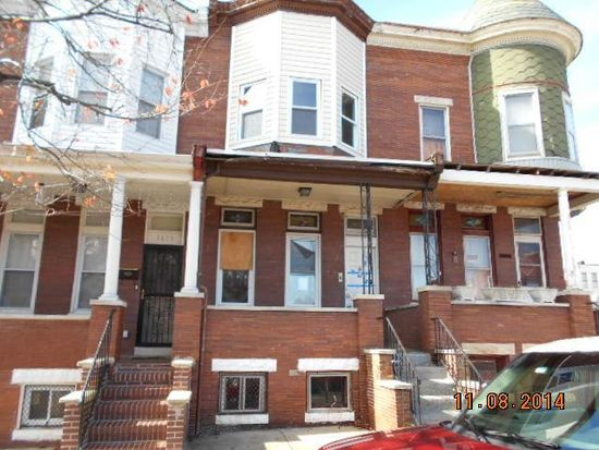 1652 Appleton St, Baltimore, MD 21217