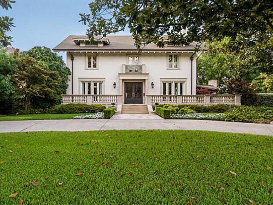 3600 Armstrong Ave, Dallas, TX 75205